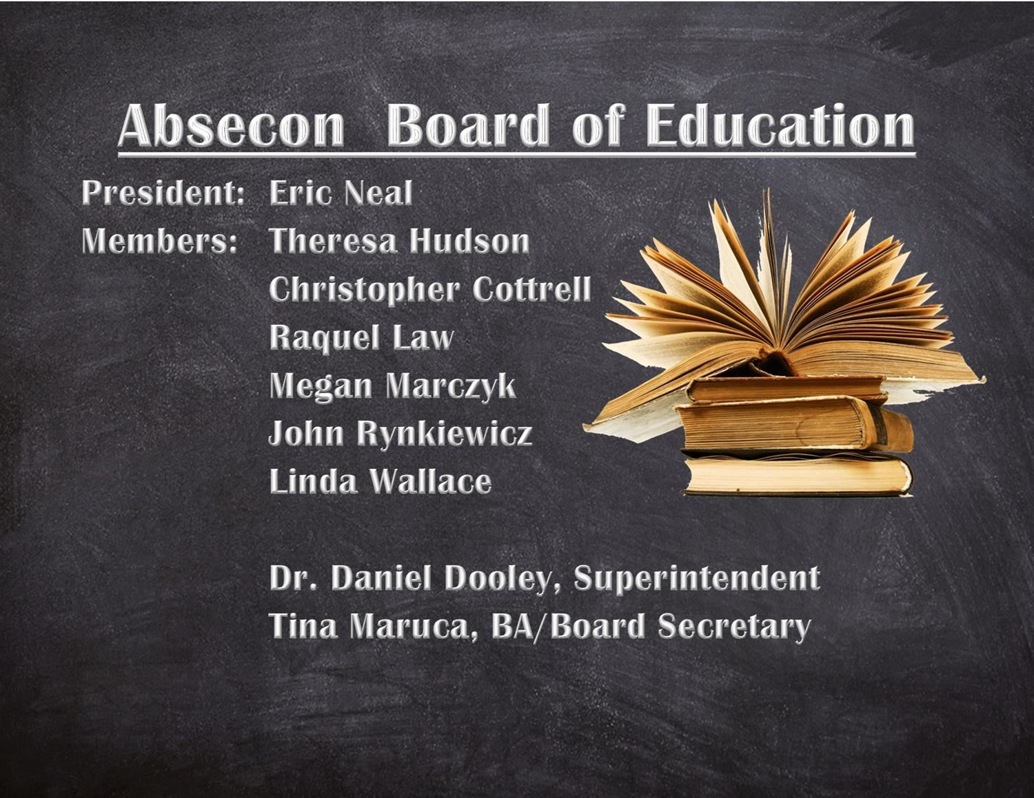 Board of Education Member 2021