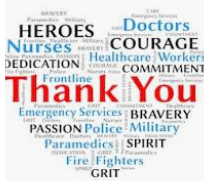 Absecon Thanks You: A Tribute to our First Responders and Essential Personnel