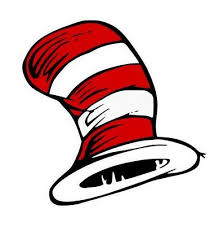 clip art of the Cat in the Hat's hat